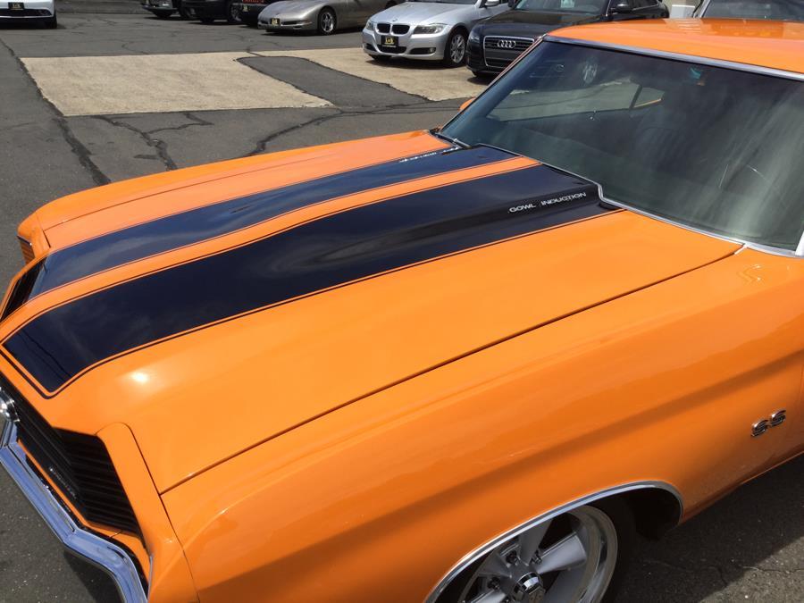 Used Chevrolet Chevelle SS Clone 1972   L&S Automotive LLC. Plantsville, Connecticut
