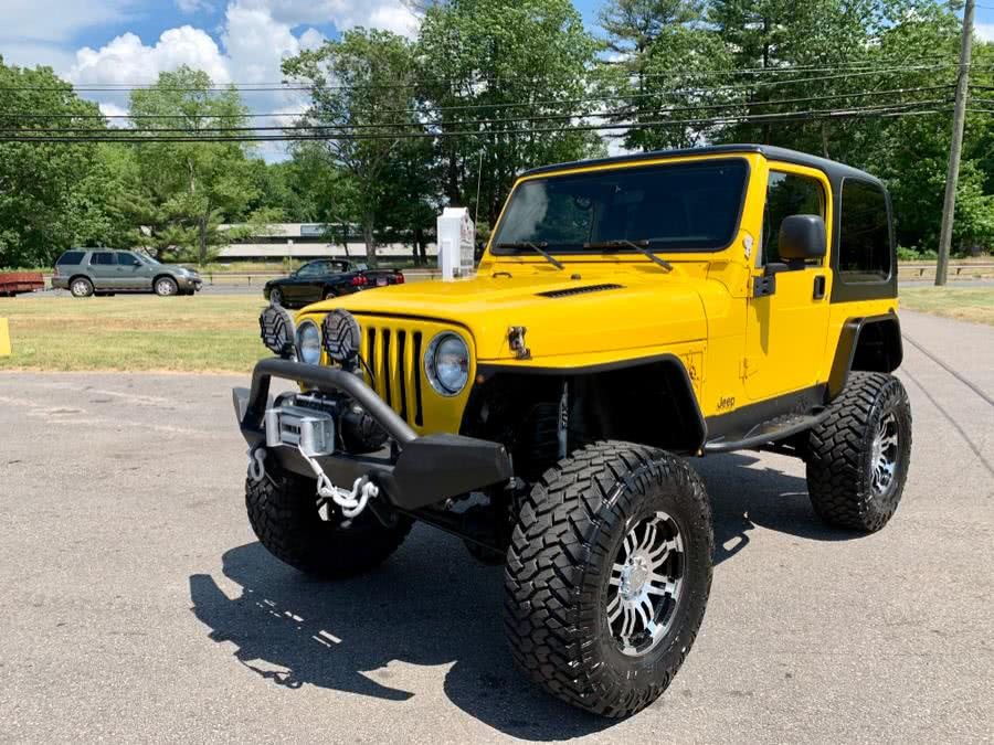 Used Jeep Wrangler 2dr X 2005   Mike And Tony Auto Sales, Inc. South Windsor, Connecticut