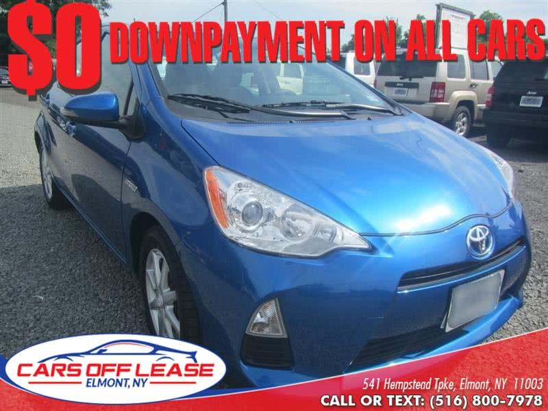 Used Toyota Prius c 5dr HB Three (Natl) 2013 | Cars Off Lease . Elmont, New York