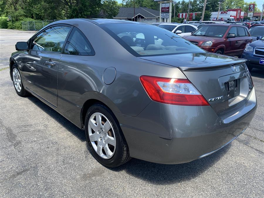 Used Honda Civic Cpe LX 2008 | Second Street Auto Sales Inc. Manchester, New Hampshire