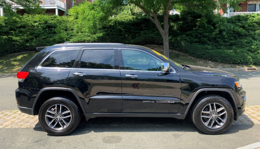 Used Jeep Grand Cherokee 4WD 4dr Limited 2017 | New Star Motors. Chelsea, Massachusetts