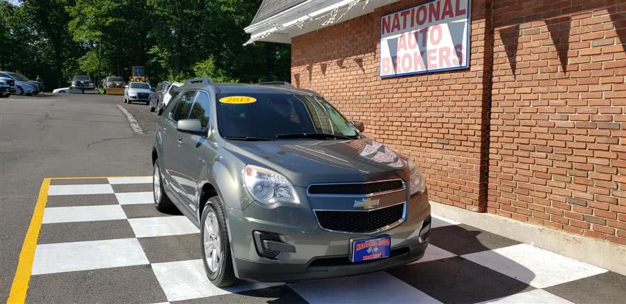 Used Chevrolet Equinox AWD 4dr LT 2013 | National Auto Brokers, Inc.. Waterbury, Connecticut