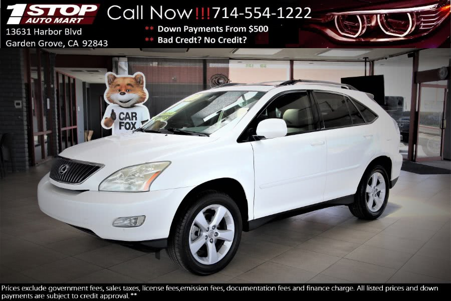 Used 2007 Lexus RX 350 in Garden Grove, California | 1 Stop Auto Mart Inc.. Garden Grove, California
