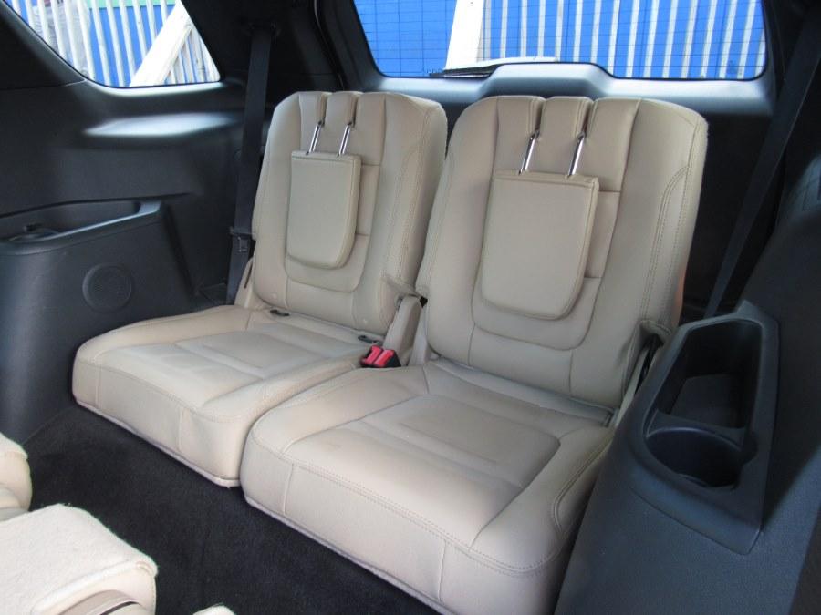 Used Ford Explorer XLT 4WD 2017 | NJ Used Cars Center. Irvington, New Jersey
