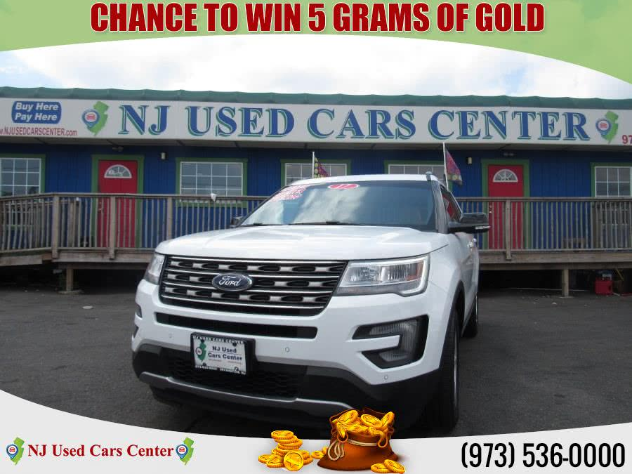 Used 2017 Ford Explorer in Irvington, New Jersey | NJ Used Cars Center. Irvington, New Jersey