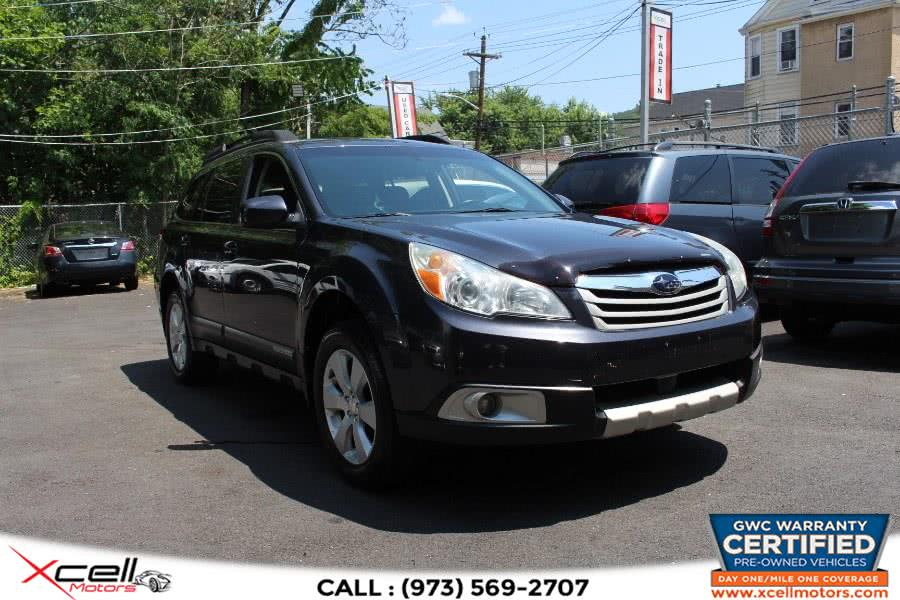 Used 2011 Subaru Outback Limited in Paterson, New Jersey | Xcell Motors LLC. Paterson, New Jersey