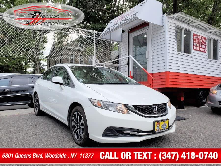 Used 2013 Honda Civic Sdn in Woodside , New York | Precision Auto Imports Inc. Woodside , New York
