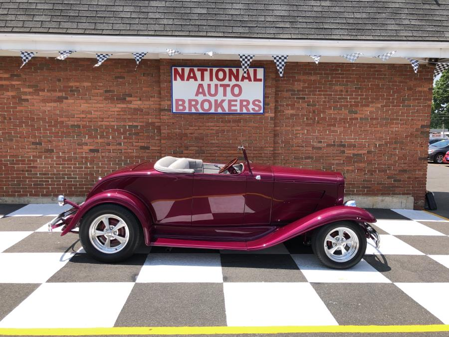 Used Chevrolet Cabriolet Convertible 1932 | National Auto Brokers, Inc.. Waterbury, Connecticut