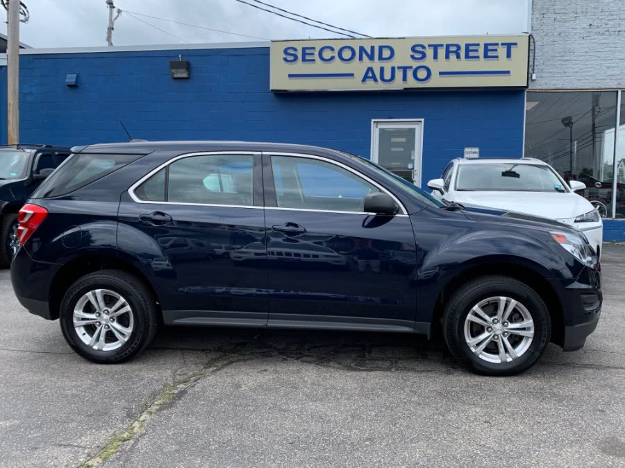Used 2017 Chevrolet Equinox in Manchester, New Hampshire | Second Street Auto Sales Inc. Manchester, New Hampshire