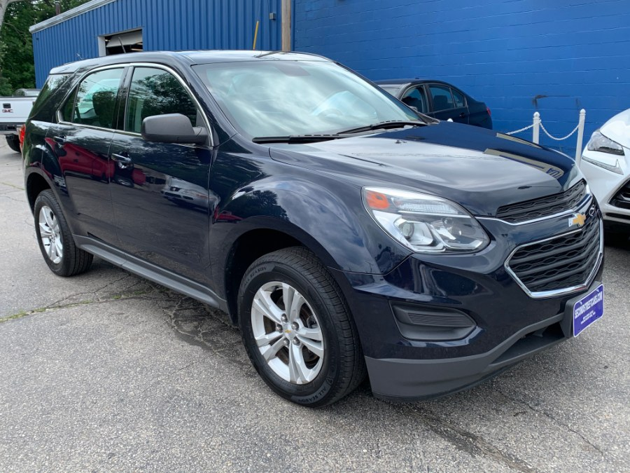 Used Chevrolet Equinox LS 2017 | Second Street Auto Sales Inc. Manchester, New Hampshire