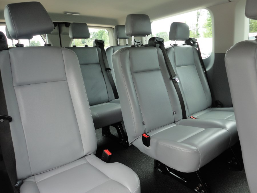 """Used Ford Transit Wagon T-150 130"""" Low Roof XL Swing-Out RH Dr 2015   International Motorcars llc. Berlin, Connecticut"""