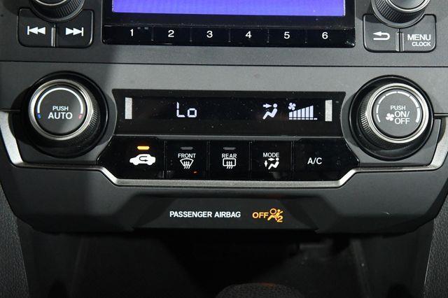 2017 Honda Civic LX Hatchback photo