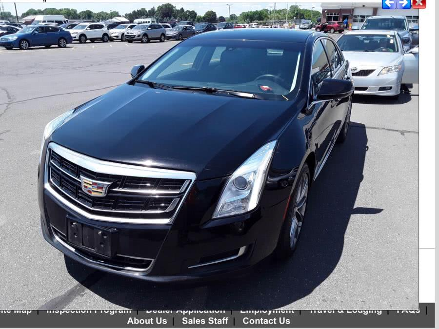 Used Cadillac XTS 4dr Sdn Livery Package FWD 2017 | Best Auto Sales LLC. Manchester, Connecticut