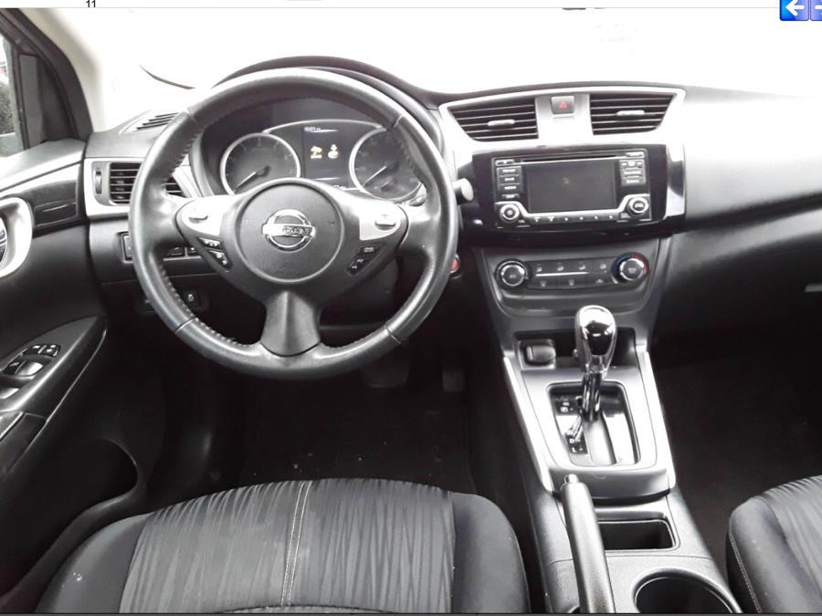 Used Nissan Sentra SV CVT 2017   Best Auto Sales LLC. Manchester, Connecticut