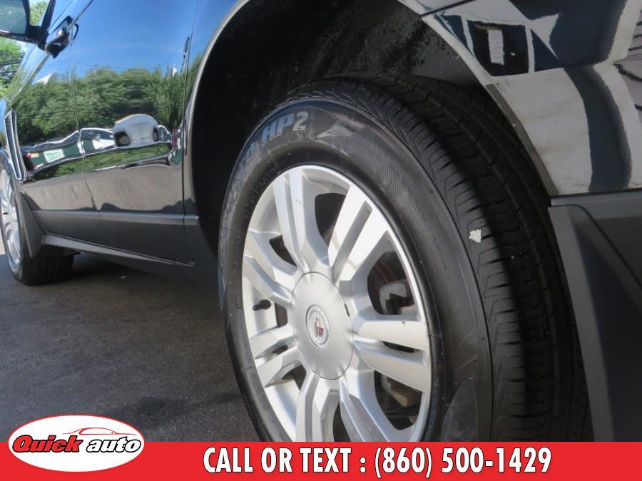 Used Cadillac SRX AWD 4dr Luxury Collection 2013 | Quick Auto LLC. Bristol, Connecticut