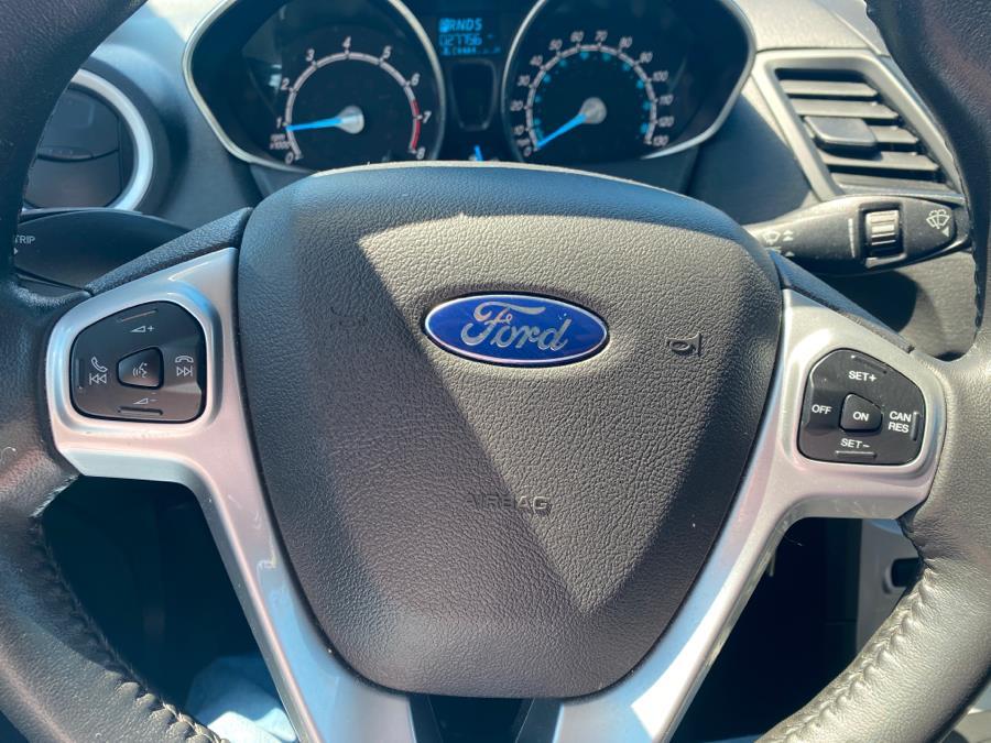 Used Ford Fiesta 4dr Sdn SE 2014 | Route 46 Auto Sales Inc. Lodi, New Jersey
