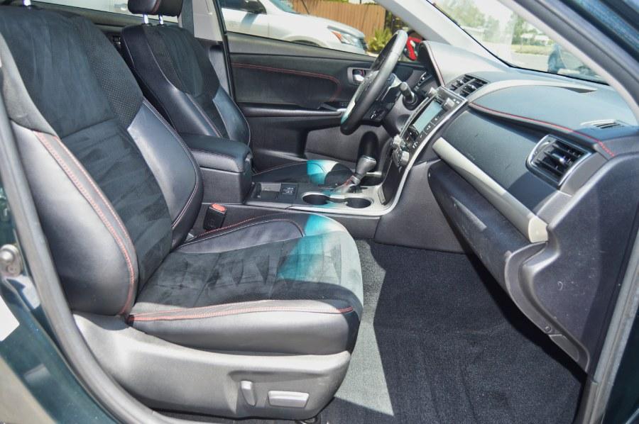 Used Toyota Camry XSE Automatic (Natl) 2017 | Fusion Motors Inc. Moreno Valley, California