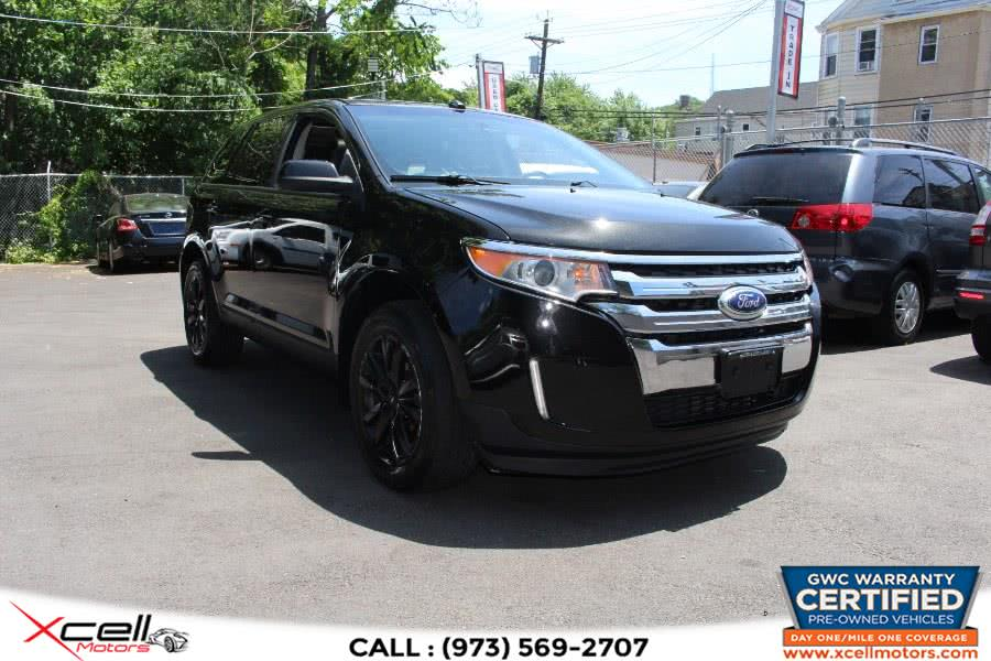 Used 2013 Ford Edge SEL AWD in Paterson, New Jersey | Xcell Motors LLC. Paterson, New Jersey