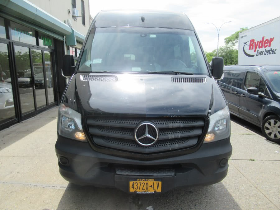 "Used Mercedes-Benz Sprinter Cargo Van 3500XD High Roof V6 170"" Extended RWD 2017 