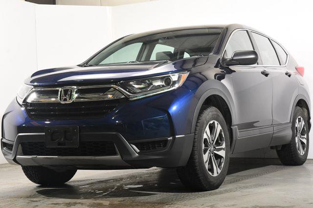 The 2017 Honda CR-V LX photos