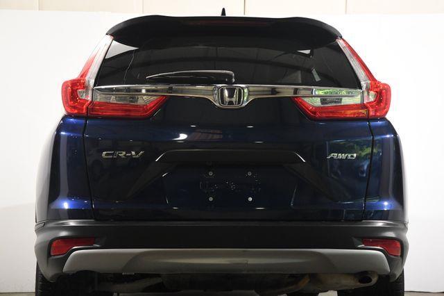 2017 Honda CR-V LX photo