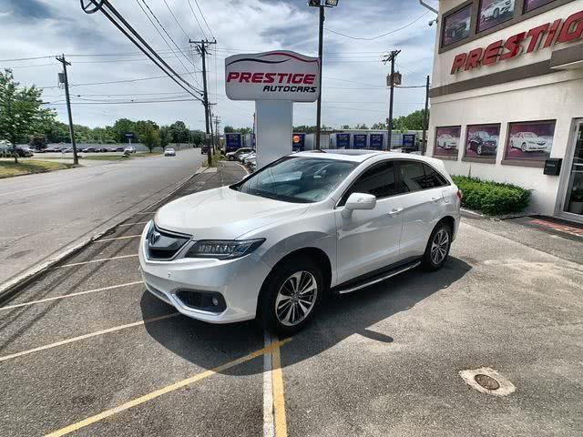 Used Acura Rdx Advance Package 2017   Prestige Auto Cars LLC. New Britain, Connecticut