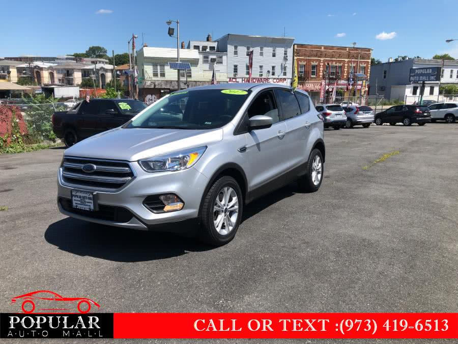 Used 2017 Ford Escape in Newark , New Jersey | Popular Auto Mall Inc . Newark , New Jersey