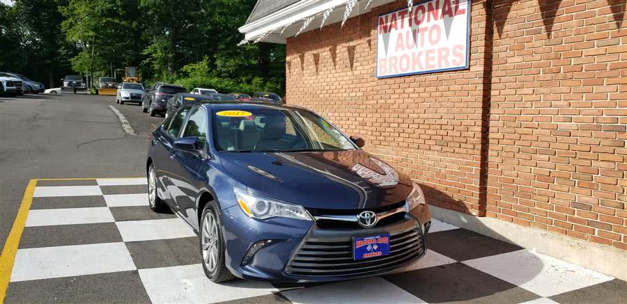 Used 2017 Toyota Camry in Waterbury, Connecticut | National Auto Brokers, Inc.. Waterbury, Connecticut