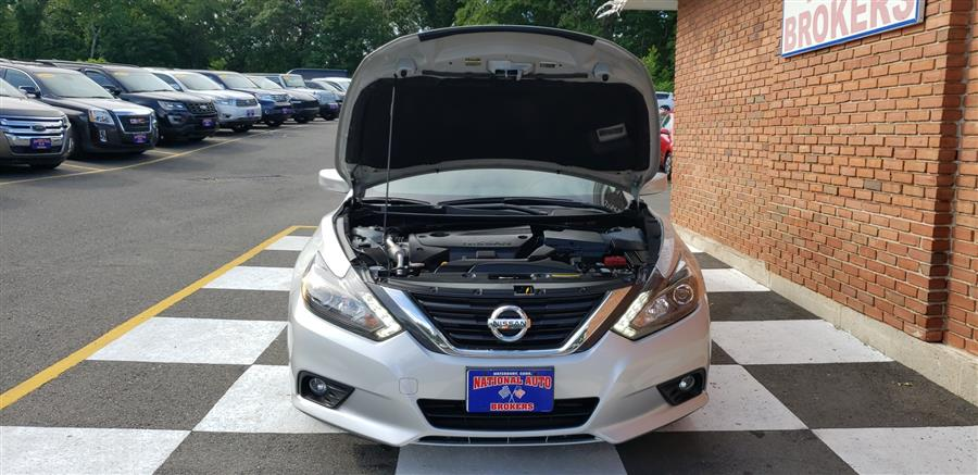 Used Nissan Altima 2.5 SR Sedan 2017   National Auto Brokers, Inc.. Waterbury, Connecticut