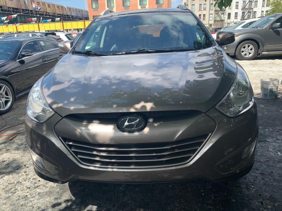 Used 2013 Hyundai Tucson in Brooklyn, New York | Atlantic Used Car Sales. Brooklyn, New York