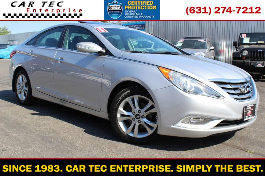 Used 2011 Hyundai Sonata in Deer Park, New York | Car Tec Enterprise Leasing & Sales LLC. Deer Park, New York