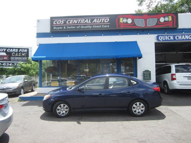 Used Hyundai Elantra GLS 2008 | Cos Central Auto. Meriden, Connecticut