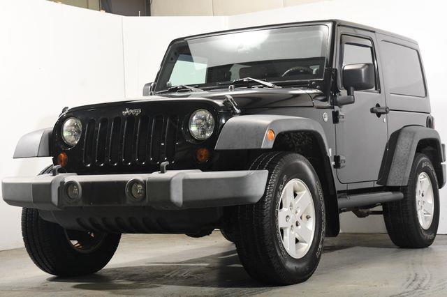 The 2008 Jeep Wrangler X photos