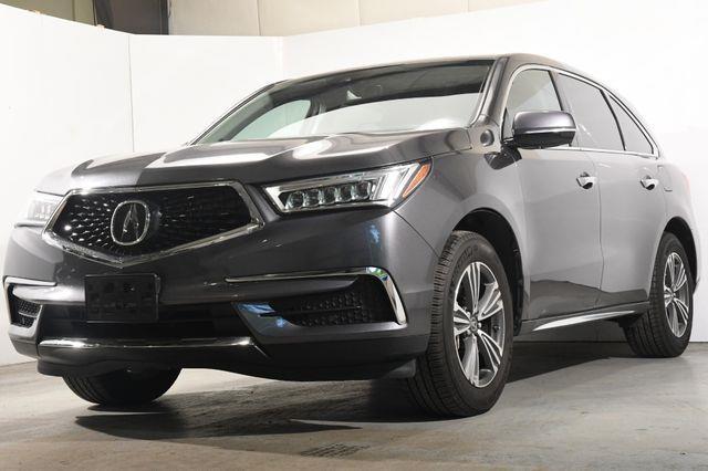 The 2017 Acura MDX SH-AWD photos