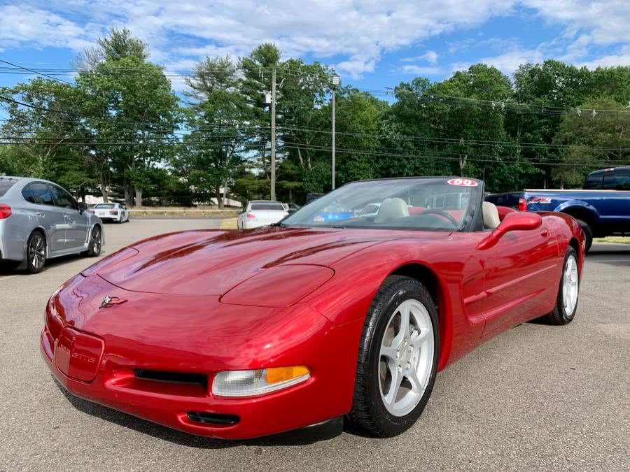 Used Chevrolet Corvette 2dr Convertible 2000 | Mike And Tony Auto Sales, Inc. South Windsor, Connecticut