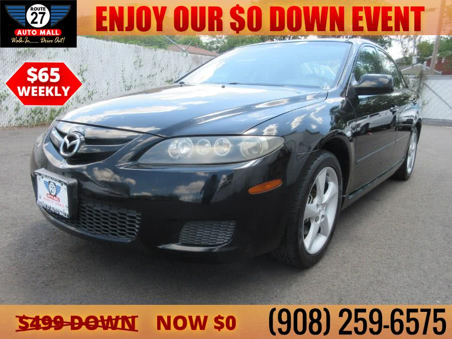 Used 2008 Mazda Mazda6 in Linden, New Jersey | Route 27 Auto Mall. Linden, New Jersey