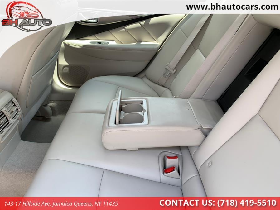 Used INFINITI Q50 4dr Sdn Premium RWD 2015 | BH Auto. Jamaica Queens, New York
