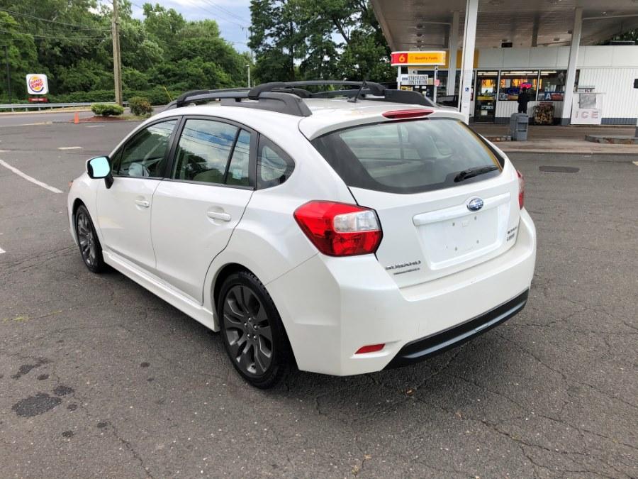Used Subaru Impreza Wagon 5dr Auto 2.0i Sport Premium 2012   Ledyard Auto Sale LLC. Hartford , Connecticut