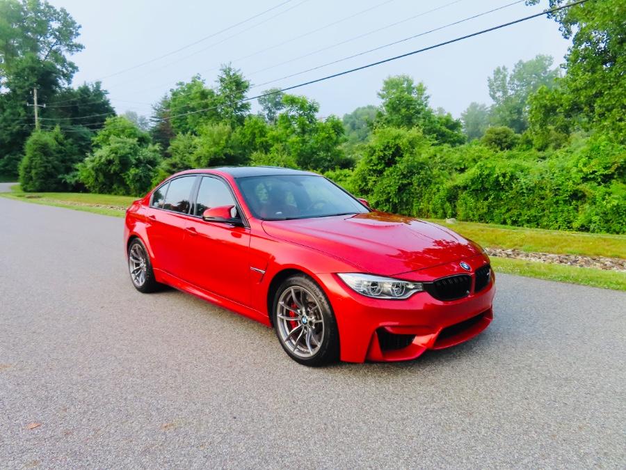 Used BMW M3 Sedan 2017 | Meccanic Shop North Inc. North Salem, New York