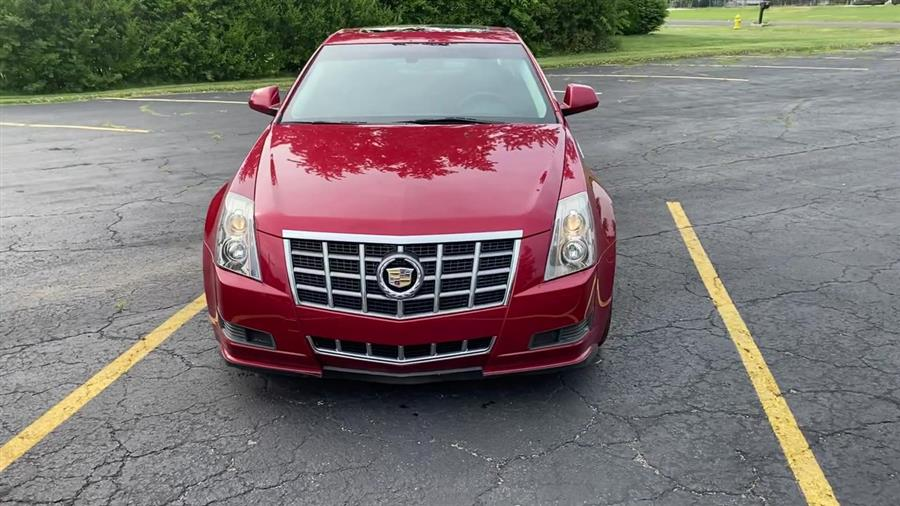 Used Cadillac CTS Sedan 4dr Sdn 3.0L Luxury RWD 2012 | Josh's All Under Ten LLC. Elida, Ohio