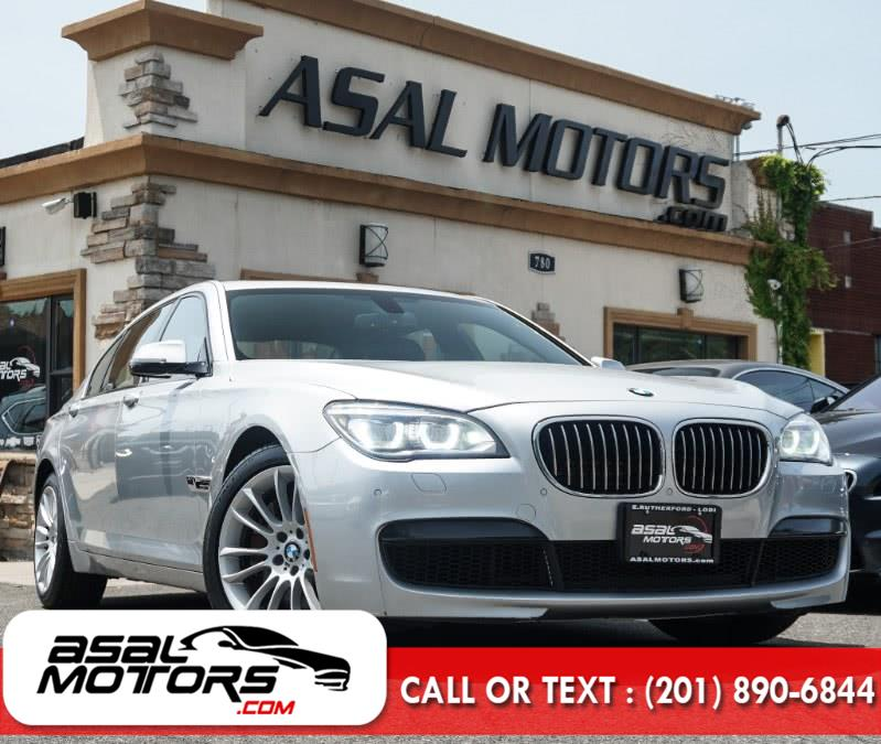 Used 2014 BMW 7 Series in East Rutherford, New Jersey | Asal Motors. East Rutherford, New Jersey