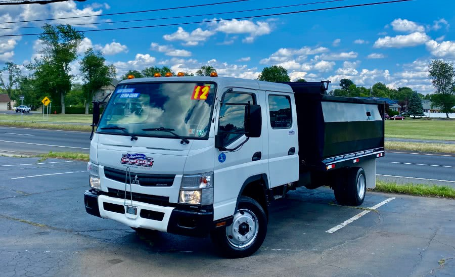 Used 2012 Mitsubishi Fuso Truc Fe160 in Burlington, New Jersey | Aladdin Truck Sales. Burlington, New Jersey