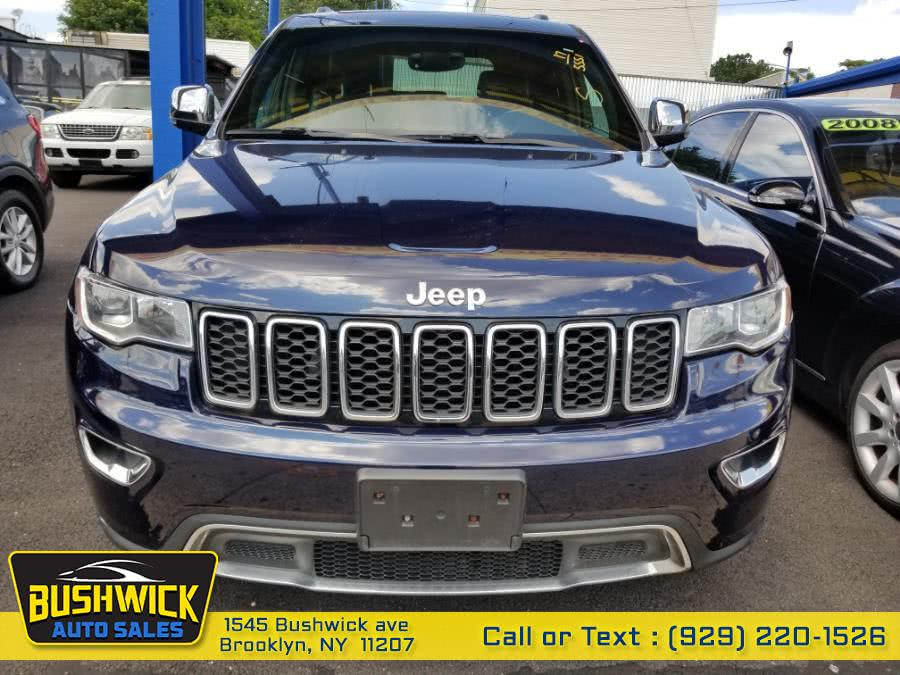 Used 2017 Jeep Grand Cherokee in Brooklyn, New York | Bushwick Auto Sales LLC. Brooklyn, New York