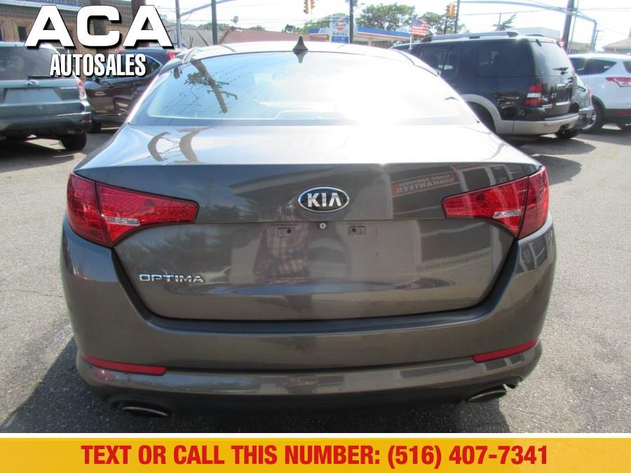Used Kia Optima 4dr Sdn LX 2013 | ACA Auto Sales. Lynbrook, New York