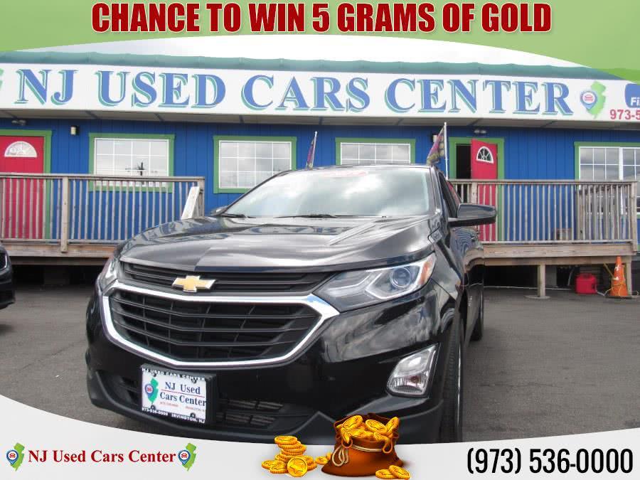 Used 2019 Chevrolet Equinox in Irvington, New Jersey | NJ Used Cars Center. Irvington, New Jersey