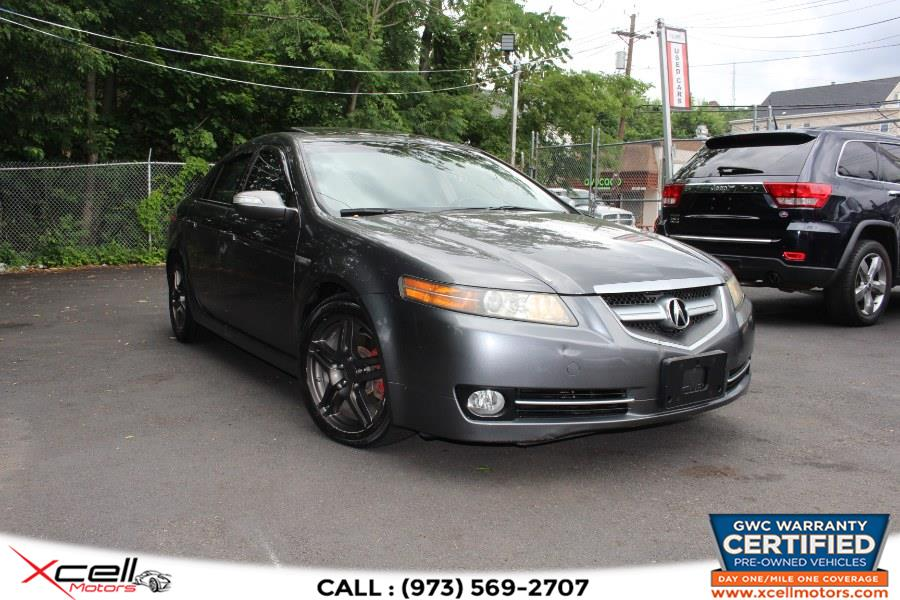 Used 2008 Acura TL Tech/Pkg in Paterson, New Jersey | Xcell Motors LLC. Paterson, New Jersey