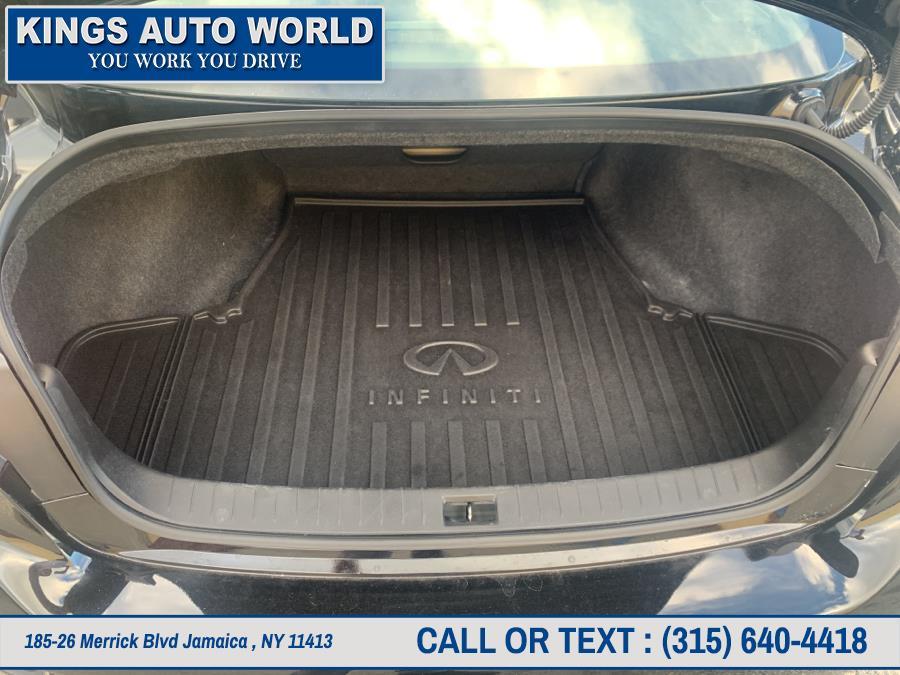 Used INFINITI Q50 4dr Sdn Premium RWD 2015 | Kings Auto World. Jamaica , New York