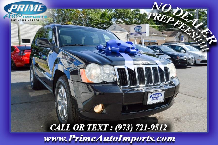 Used Jeep Grand Cherokee 4WD 4dr Limited 2009 | Prime Auto Imports. Bloomingdale, New Jersey