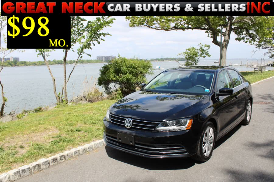 Used 2017 Volkswagen Jetta in Great Neck, New York