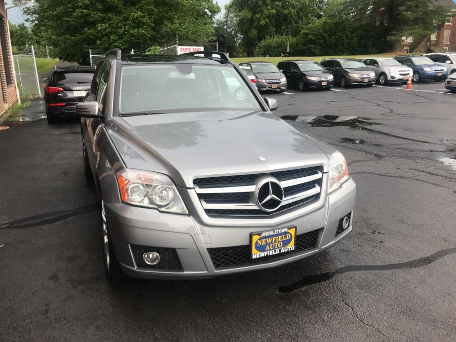 Used Mercedes-Benz GLK-Class 4MATIC 4dr GLK350 2011 | Newfield Auto Sales. Middletown, Connecticut